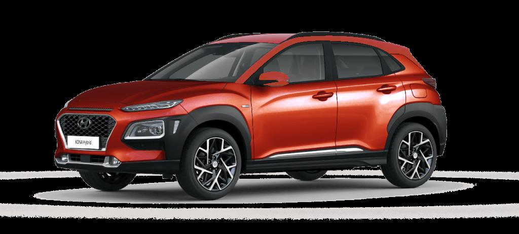 Hyundai Wittenberg Kona Hybrid